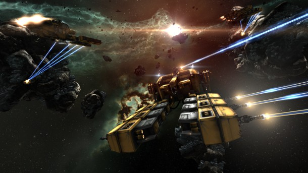 CCP Changing The Future Of EVE Online