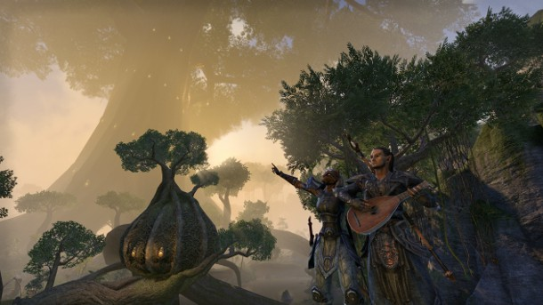 A Good Start For The Elder Scrolls Online
