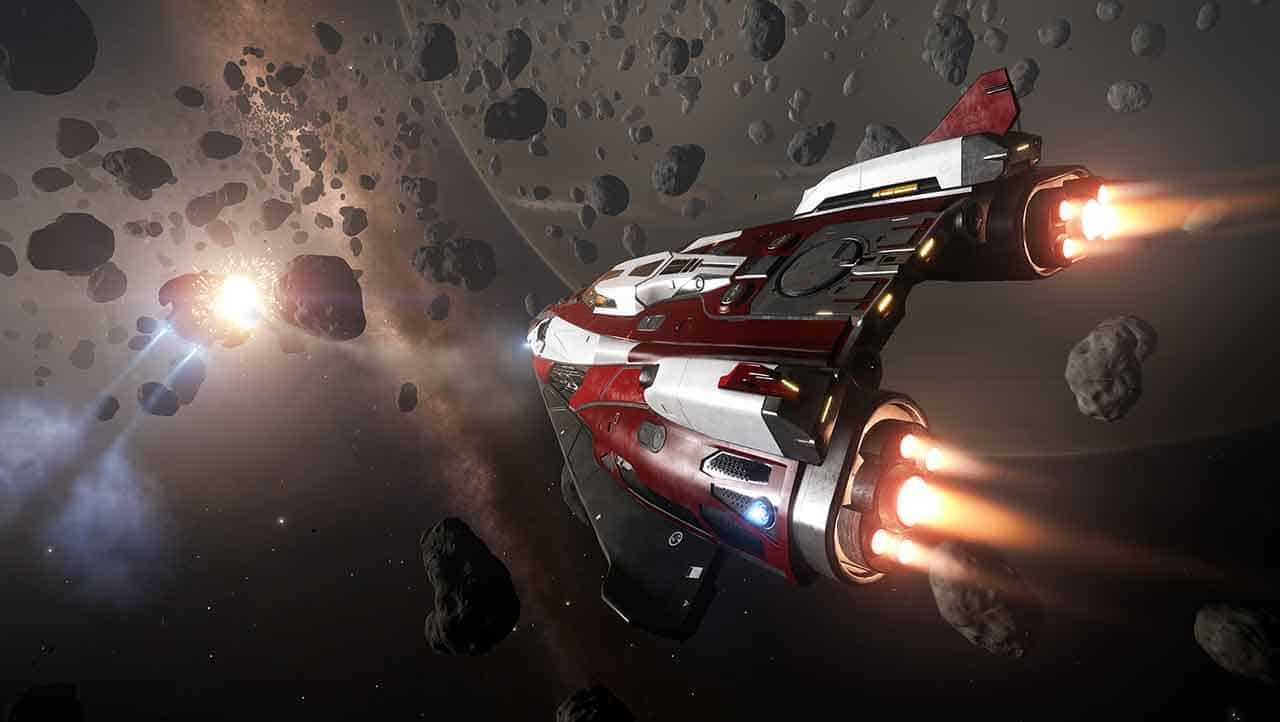 Carrie Fisher To Be Memorialized In Elite: Dangerous