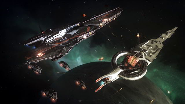 Elite: Dangerous Alpha Testing Underway
