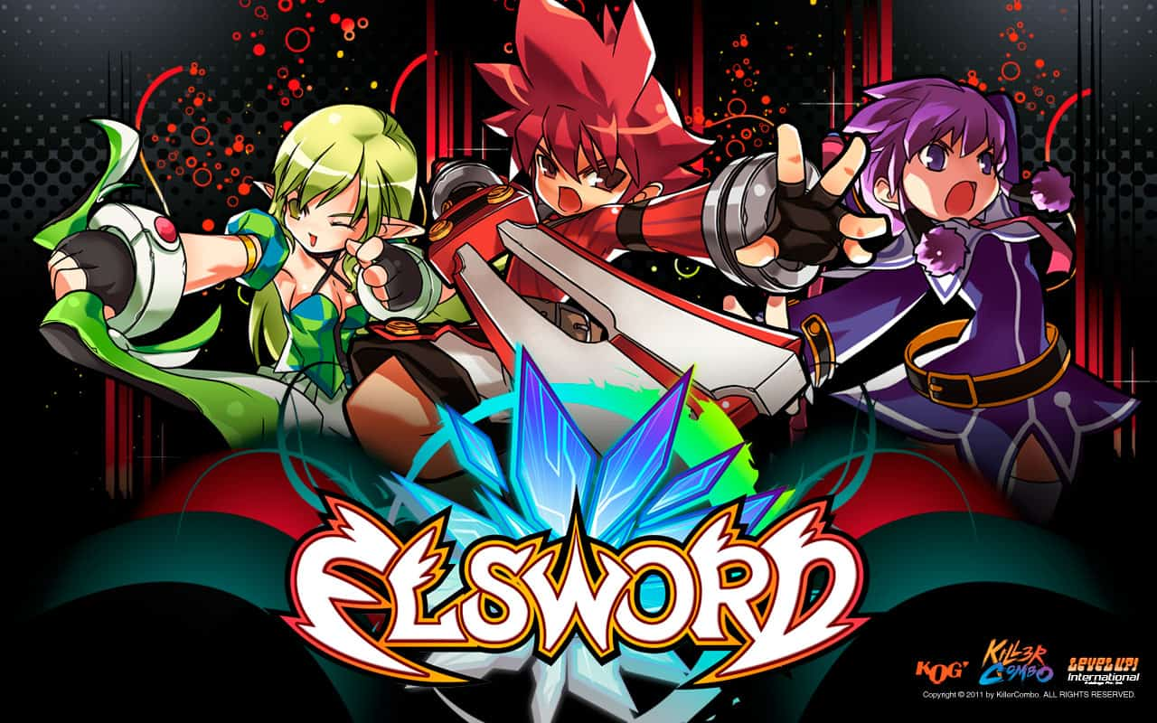 Love Blossoms In Elsword Online