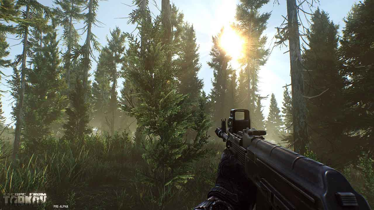 15 Minutes Of Escape From Tarkov In New Video