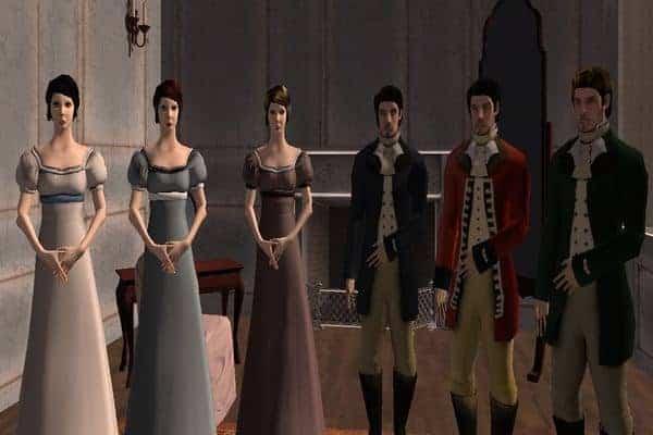 Jane Austen MMO Reaches Kickstarter Goal