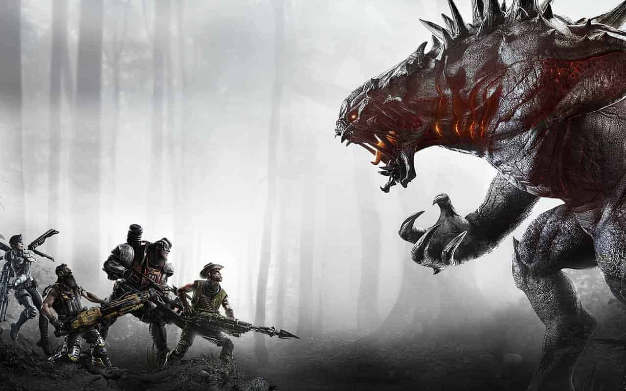 Evolve Enters Free-To-Play Arena With Release Of Evolve: Stage 2