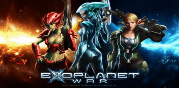 Exoplanet War Gameplay Exoplanet War