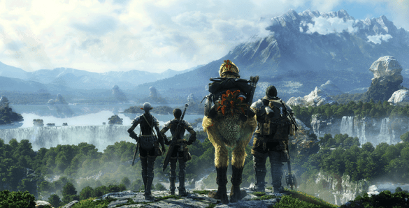 Final Fantasy XIV Missing On Xbox One – Microsoft's Fault