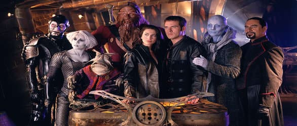 TV To MMO – Farscape