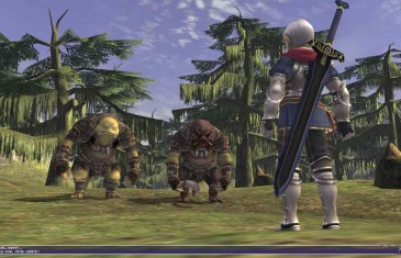 Chaos Saga Shut Down Due To Copyright Infringement Of Final Fantasy XI?