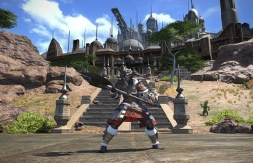 MMO Gaming Leads Square Enix On Road To Recovery