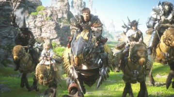 Blitzball A Possibility For Final Fantasy XIV: A Realm Reborn