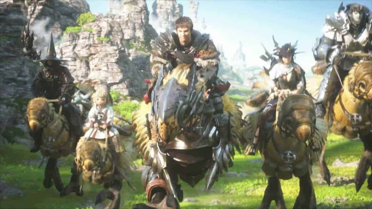Square Enix Reveal First Major Expansion For Final Fantasy XIV: A Realm Reborn