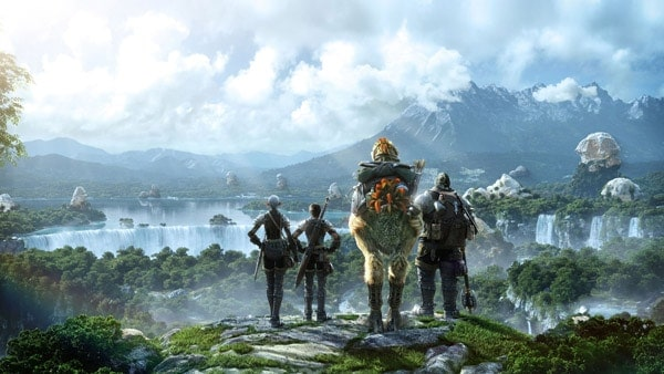 Final Fantasy XIV PS4 Beta Date Announced
