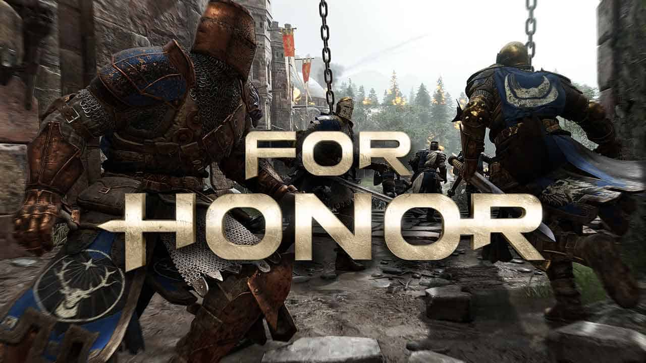 New For Honor Trailers Highlights The Heroes Of The Battlefield