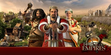 Forge Of Empires & Tribal Wars 2 Set To Invade Your Living Room