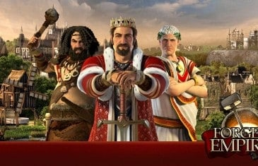 Forge Of Empires 1280x720