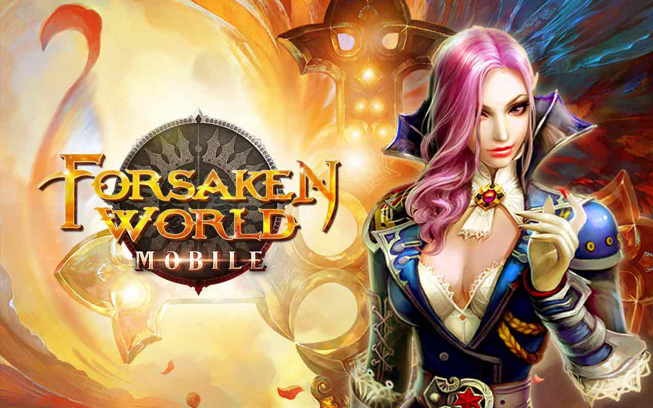 Check Out Forsaken World Mobile's Epic New Dungeons