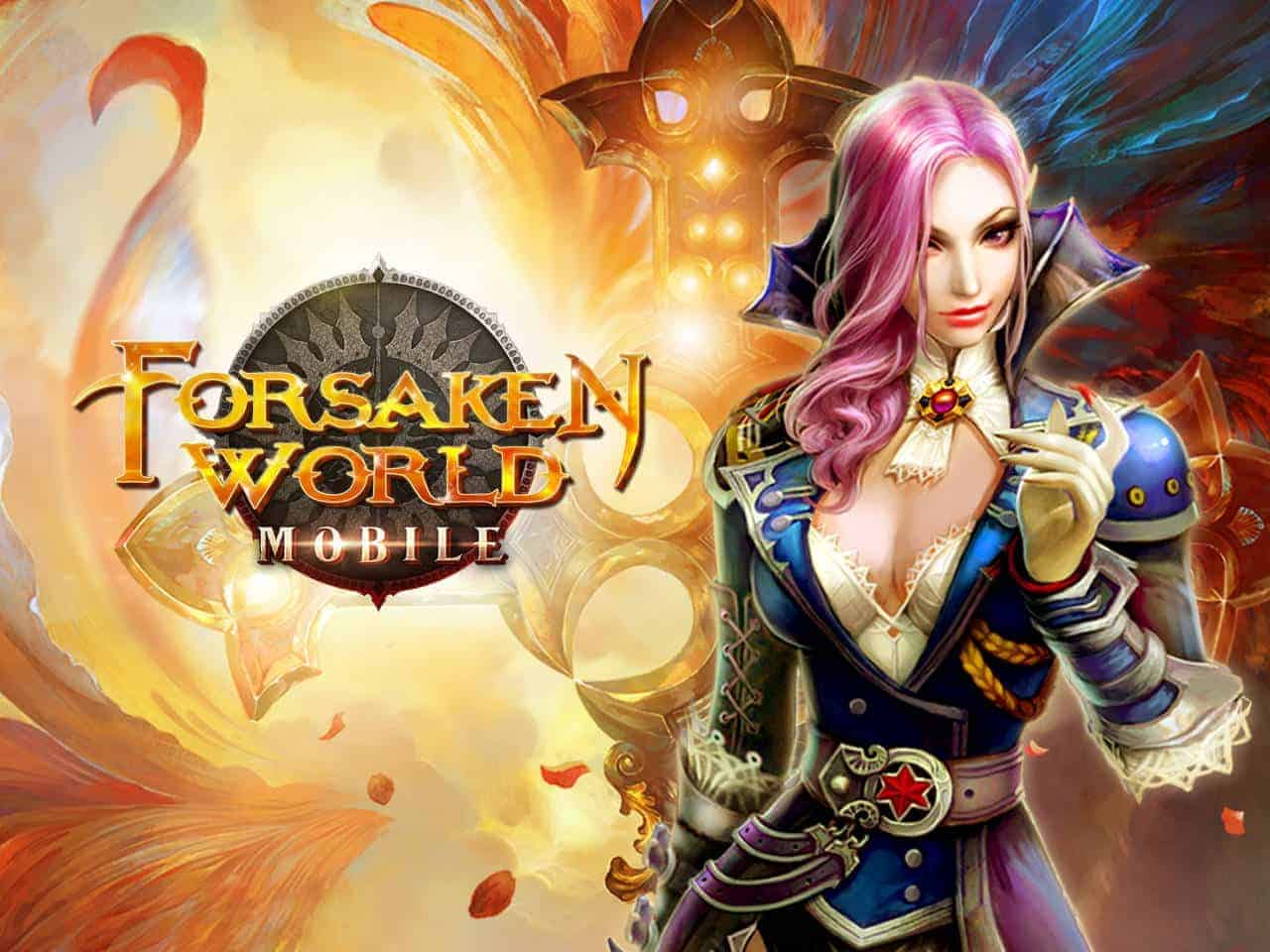 Forsaken World Mobile First To Use Google's Pre-Registration Feature