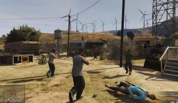 Grand Theft Auto Online Stimulus Package Arrives