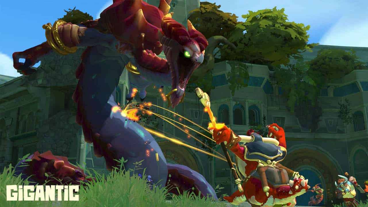 Upcoming Gigantic Closed Beta Dates Announced