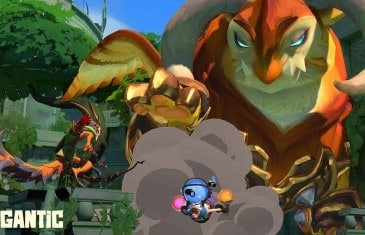 Gigantic Begins Open Beta On Windows 10 PC & Xbox One