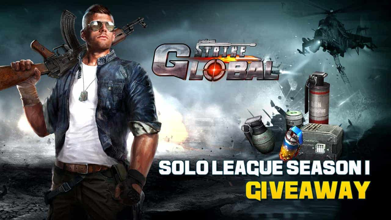 Global Strike League Season I Giveaway