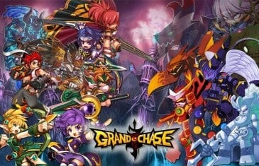Grand Chase 1280x720