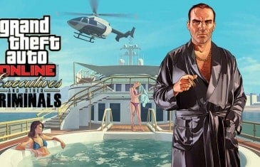 Tons Of New Content Arrives With GTA Online Update Executives And Other Criminals