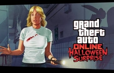 Grand Theft Auto Online Halloween Events