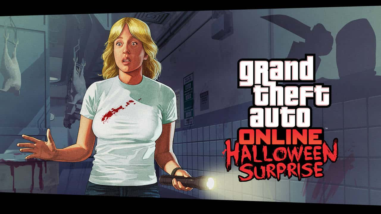 Halloween Set To Scare In Grand Theft Auto Online