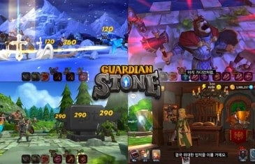 MMORPG/RTS Tower Defense Hybrid Guardian Stone Arrives On Mobile