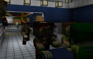 Guncraft: Blocked And Loaded Now Available On Xbox 360
