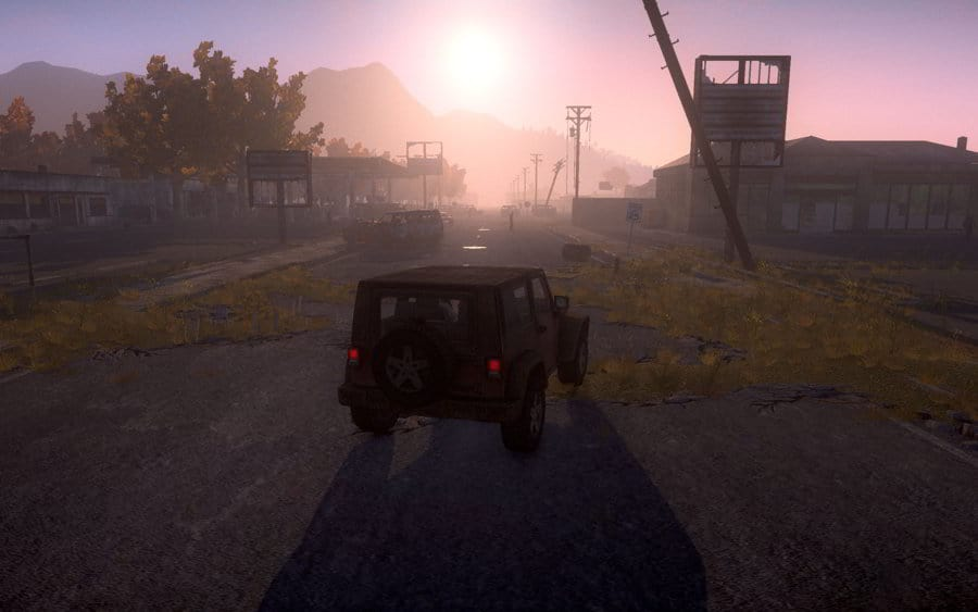 Mysty Peak Dam To Illuminate The World Of H1Z1