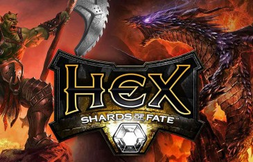 HEX: Shards of Fate Brings Tactical Card Combat To Steam