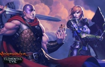 Neverwinter Harper Bard Giveaway Xbox One