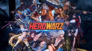 Recruit Your Squad Of Heroes As HeroWarz Closed Beta Registration Opens