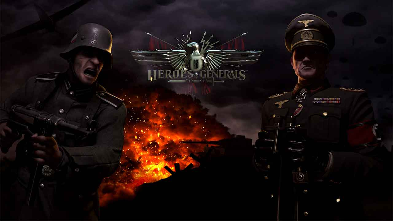 Free-To-Play World War II MMO Shooter Heroes & Generals Launches Today