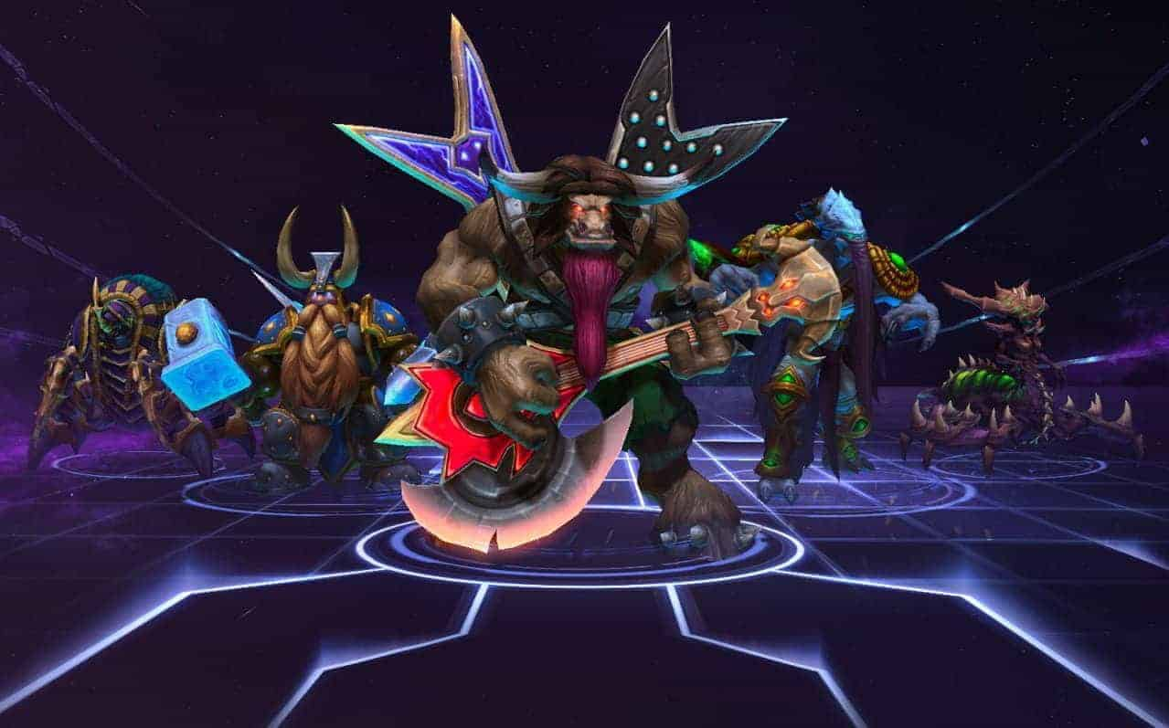 Blizzard's Heroes Of The Storm Release Dated For June