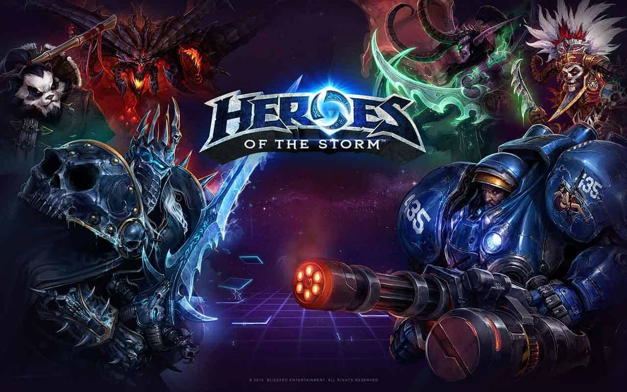 New Video Teases Two Heroes Of The Storm Heroes