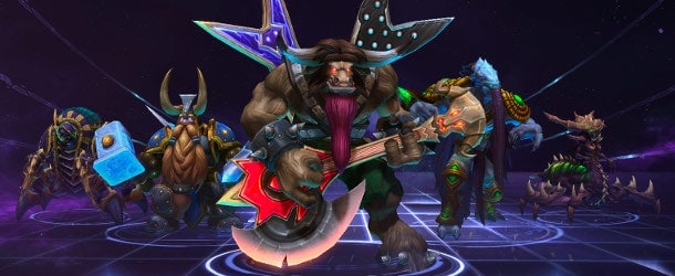 Can Heroes Of The Storm Stand Up To League of Legends?