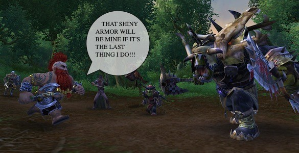 Love and Hate: The MMORPG Grind