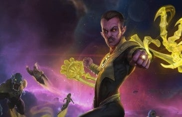 Sinestro Set To Invade Infinite Crisis