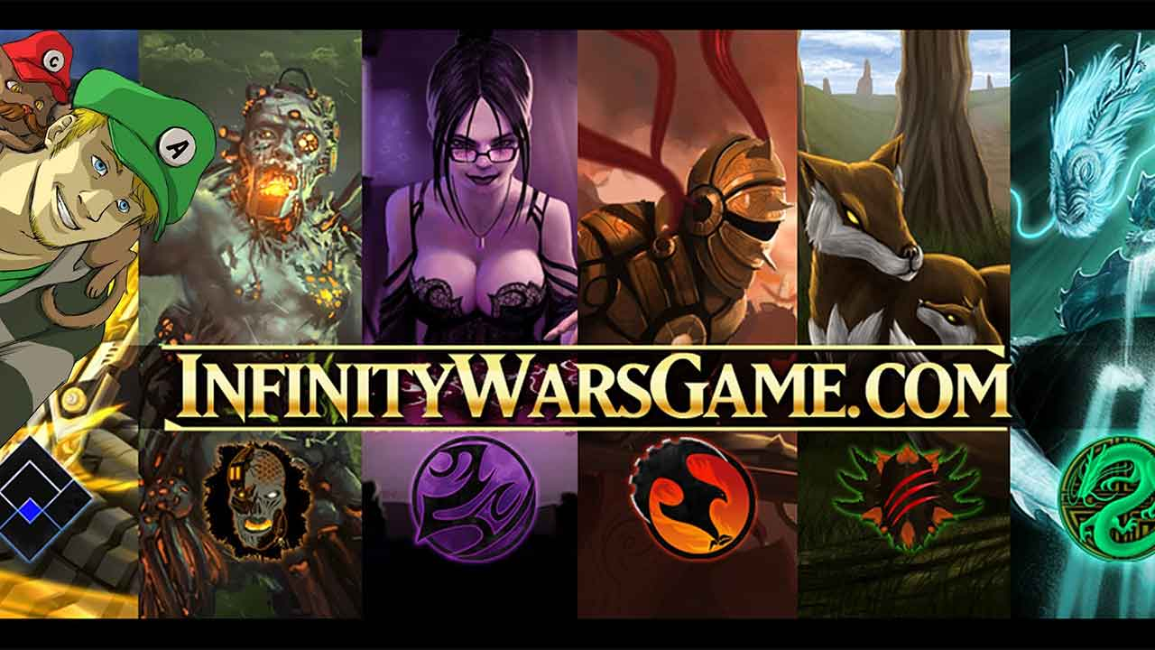 Infinity Wars: Reborn Receives Massive Content Update Details & Tons Of New Cards