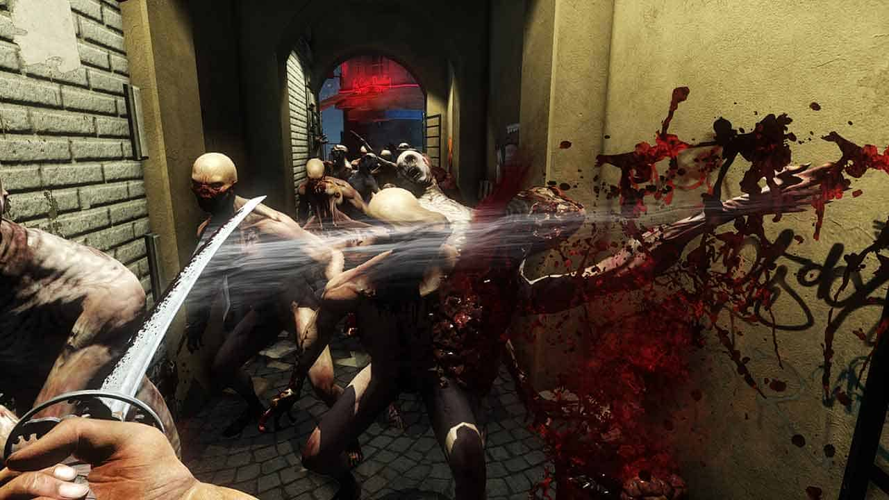 Killing Floor 2 Open Beta Arrives On PlayStation Tomorrow