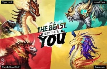 Brand New Beast Melee Gameplay Added to Knight's Fable
