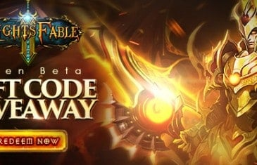 Knights Fable Giveaway