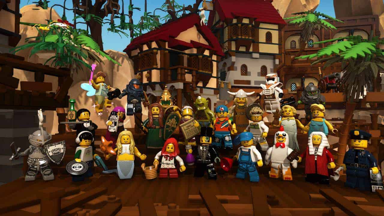 LEGO Minifigures Online Adopting New Financial Model After Pay-To-Play Fails To Impress