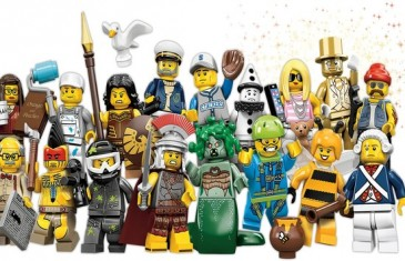 LEGO Minifigures Online Closed Beta Applications Open