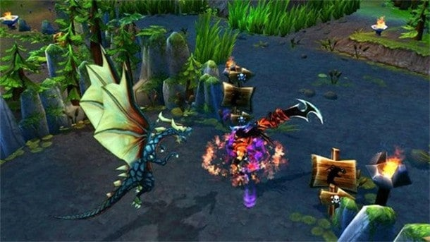 League of Legends 3.9 Patch Details & Preview Video