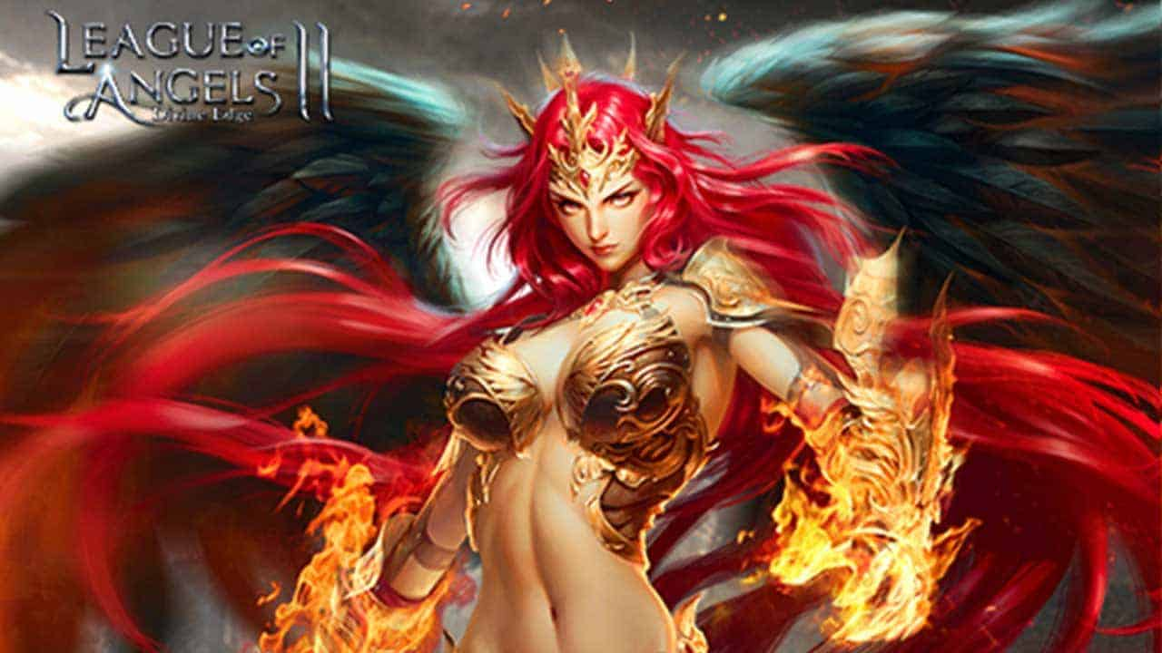 League of Angels II Officially Launches in Europe Today!