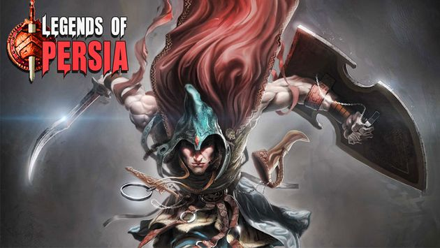 Diablo Style Legends Of Persia Kickstarter Launch